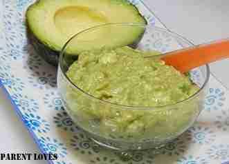 How To Make Avocado Puree For Baby (Simple Recipe ...