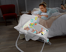 Auto-Rock-n-Play-Sleeper-with-Smart-Connect-comes-with-canopy