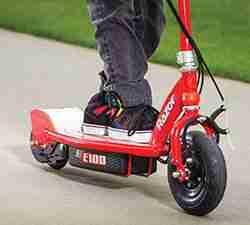 Razor-13111260-E100-Electric-Scooter-front-tire