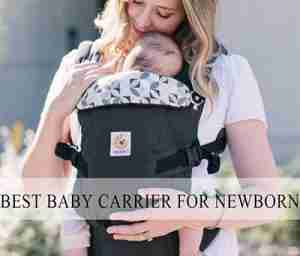 best-baby-carrier-for-newborn